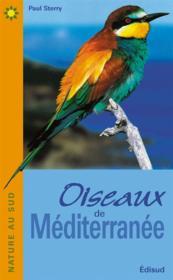 Oiseaux De Meditarranee - Couverture - Format classique