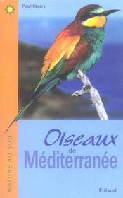 Oiseaux de mediterranee - Intérieur - Format classique