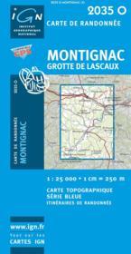 Montignac ; grotte de Lascaux - Couverture - Format classique