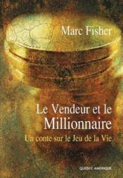 Le Vendeur Et Le Millionnaire - Couverture - Format classique