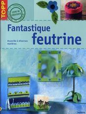 Fantastique feutrine - Intérieur - Format classique