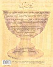 Le Graal ; La Verite Derriere Le Mythe - 4ème de couverture - Format classique