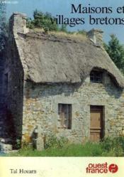 Maisons et villages bretons(ae) - Couverture - Format classique