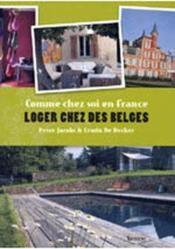 Loger chez des Belges - Couverture - Format classique