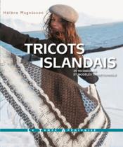 Tricots islandais - Couverture - Format classique
