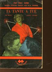 Ta Tante A Tue - The Seven Deadly Sisters - N°35 - Couverture - Format classique