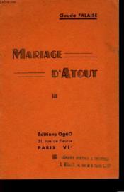 Mariage D'Atout - Couverture - Format classique