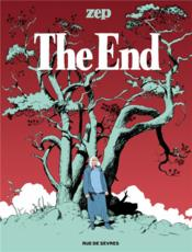 Vente livre :  The end  - Zep