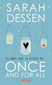 Vente livre :  Once and for all  - Sarah Dessen