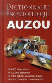 Dictionnaire encyclopédique auzou (édition 2008) - Intérieur - Format classique