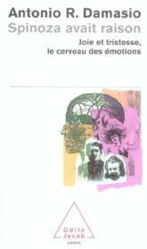 Spinoza Avait Raison - Couverture - Format classique
