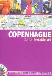 Copenhague - Intérieur - Format classique
