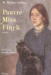 Pauvre miss Finch - Couverture - Format classique