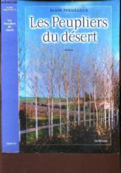 Les peupliers du désert - Couverture - Format classique