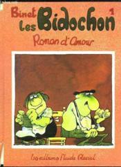 Roman D'Amour - Couverture - Format classique