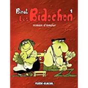 Les Bidochon T.1 ; Roman D'Amour - Couverture - Format classique