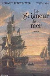 Le seigneur de la mer - Couverture - Format classique