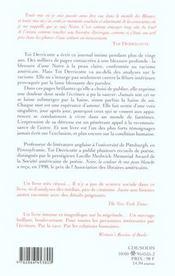 Noire La Couleur De Ma Peau Blanche - 4ème de couverture - Format classique