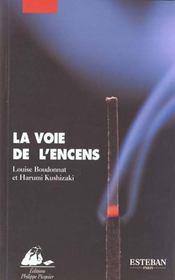 Voie de l'encens (la) - Intérieur - Format classique