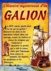 L'histoire mysterieuse, le galion - Couverture - Format classique