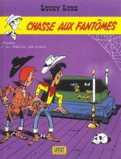 Lucky Luke t.61 ; chasse aux fantômes - Intérieur - Format classique