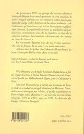 Ou Vont Les Fleuves - 4ème de couverture - Format classique