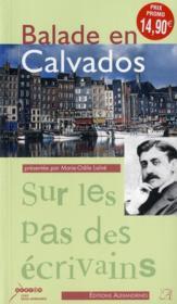 Balade en Calvados - Couverture - Format classique