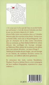 Balade en Calvados - 4ème de couverture - Format classique