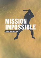 Mission Impossible N 01 - Couverture - Format classique