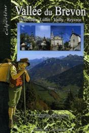 Vallée du Brevon ; Bellevaux, Lullin, Vailly, Reyvroz - Couverture - Format classique