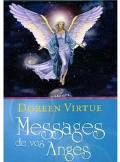 Vente  Messages de vos anges ; cartes  - Doreen Virtue