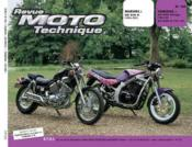 Rmt 83.3 Suzuki Gs 500 E/Yamaha Xv 535 Virago - Couverture - Format classique
