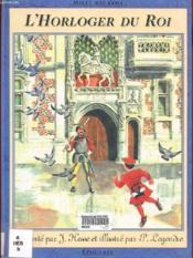 L'Horloger Du Roi - Couverture - Format classique