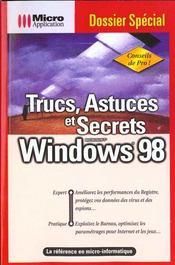 Doss.spe trucs windows 98 - Intérieur - Format classique