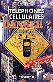 Telephones Cellulaires. Danger ? - Couverture - Format classique