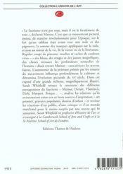 Fauvisme (Le) - 4ème de couverture - Format classique
