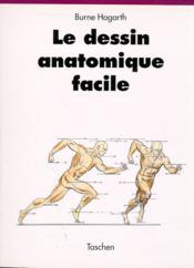 Ev-Dessin Anatomique Facile - Couverture - Format classique