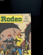 Rodeo N°471 - Tex - Couverture - Format classique