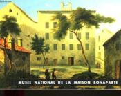 Musee National De La Maison Bonaparte - Couverture - Format classique