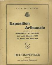 Exposition Artisanale - Couverture - Format classique