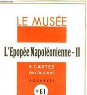 L'Epopee Napoleonienne - Ii N°61 - Couverture - Format classique