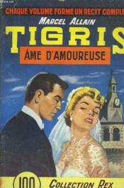 Tigris Ame D'Amoureuse - Couverture - Format classique