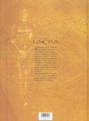 Le linceul t.4 ; l'agitateur public - 4ème de couverture - Format classique