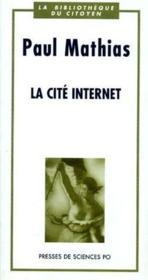 La cité Internet - Couverture - Format classique