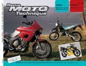Rmt 85.4 Honda Nsr 125 R-Crm 125 Rt/Yamaha Tdm 850 - Couverture - Format classique