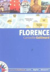Florence - Couverture - Format classique
