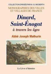 Dinard Et Ses Environs - Couverture - Format classique