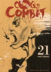 Coq de combat t.21 - Couverture - Format classique