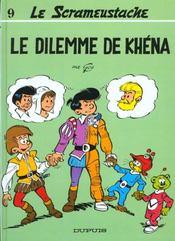 Le Dilemme De Khena - Intérieur - Format classique
