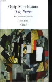 Pierre (La) - Couverture - Format classique